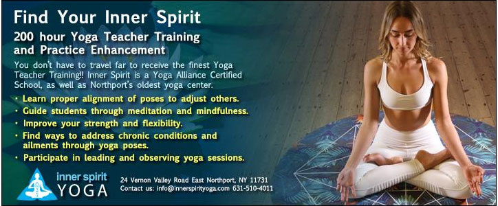 Find Your Inner Spirit 200 hour Yoga Teacher Training and Practice Enhancement Contact us: info@innerspirityoga.com