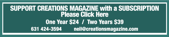 support Creations Magazine with a Subscription - Please Click Here