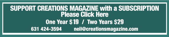 Please Click here for a Subscription 1 year/ $19 - 2 years/$29