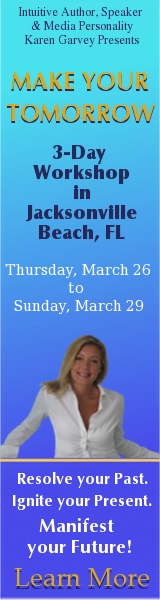 Make Your Tomorrow 3-Day Workshop in Jacksonville Beach, Fl Thursday, March 26 to Sunday, March 29