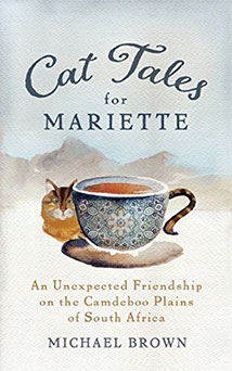 CAT TALES FOR MARIETTE by Michael Brown