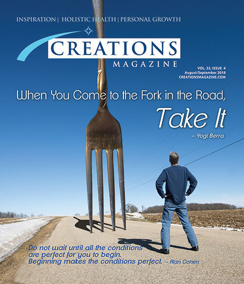 Creations Magazine August/September 2018