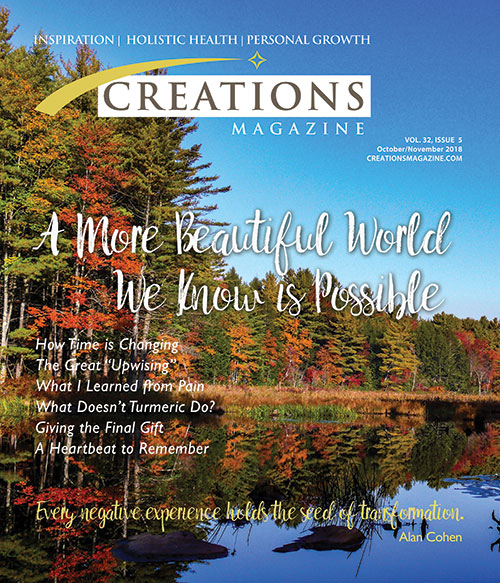 Creations Magazine October/November 2018 Issue