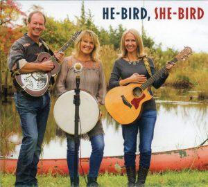 HE-BIRD, SHE-BIRD He-Bird, She-Bird