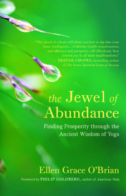 The Jewel of Abundance by Ellen Grace O'Brian