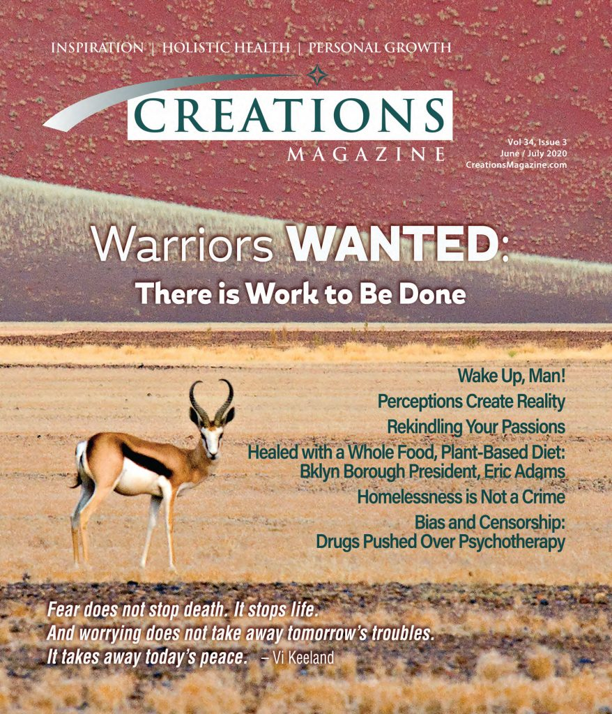 Creations Magazine June/July 2020