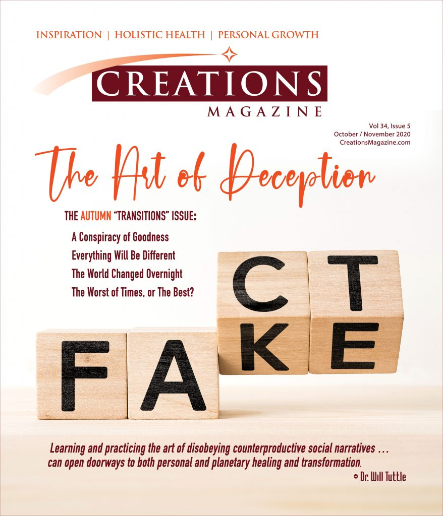 Creations Magazine October/November 2020