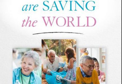 How Seniors are Saving the World: Retirement Activism to the Rescue! by Dr. Thelma Reese and BJ Kittredge