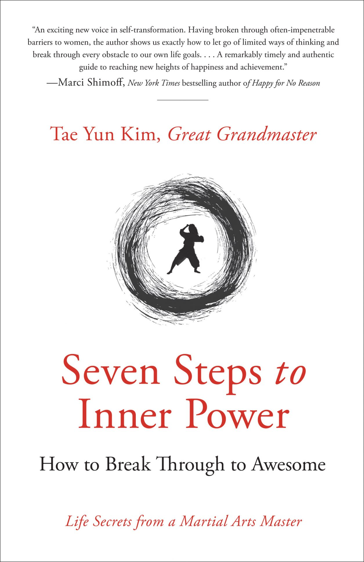 Seven Steps to Inner Power by Tae Yun Kim