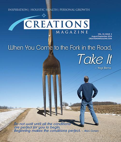 Creations Magazine August/September 2018