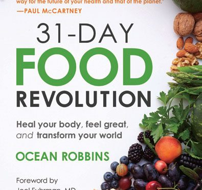 31-Day Food Revolution by Ocean Robbins