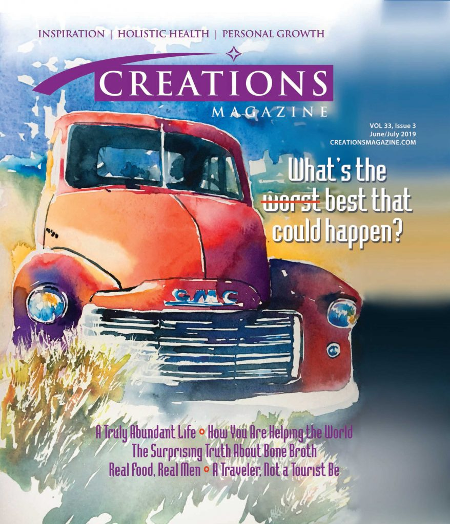 Creations Magazine June/July Issue 2019