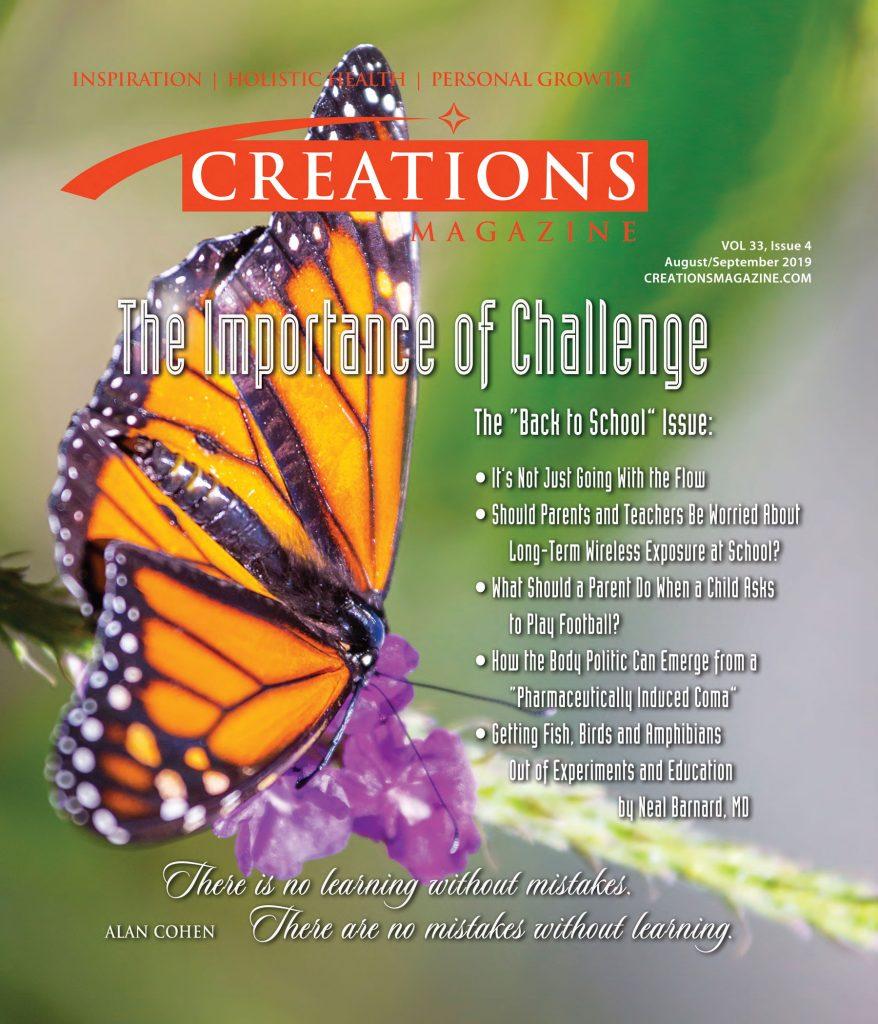 Creations Magazine August/September 2019
