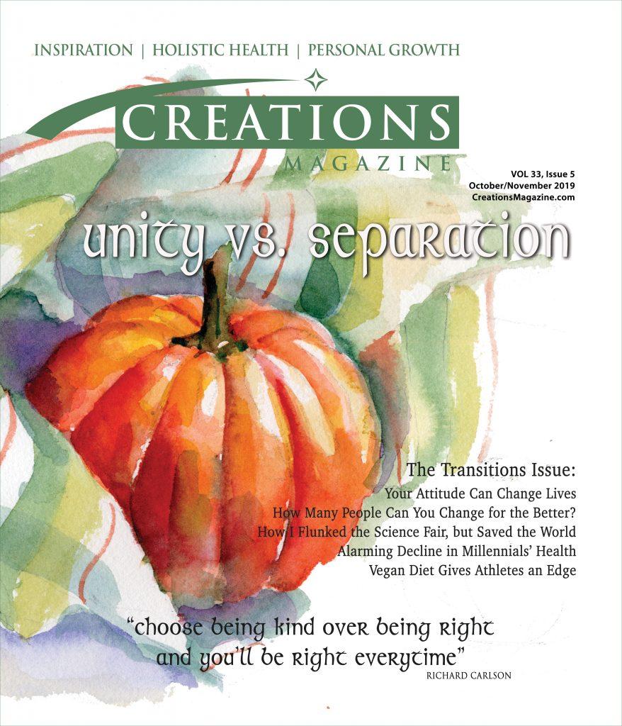Creations Magazine October/November 2019