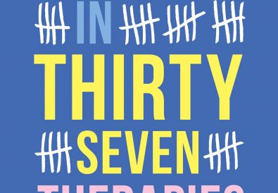 My Life in Thirty Seven Therapies by Kay Hutchison
