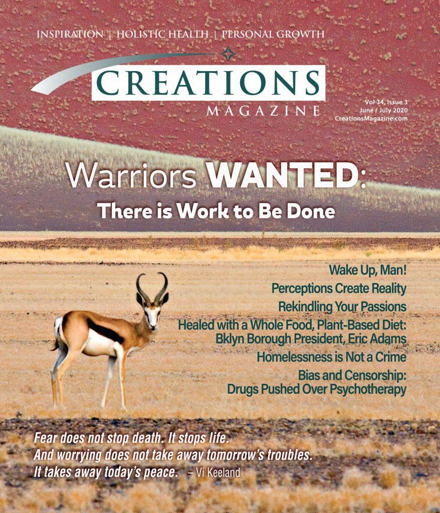 Creations Magazine June/July 2020