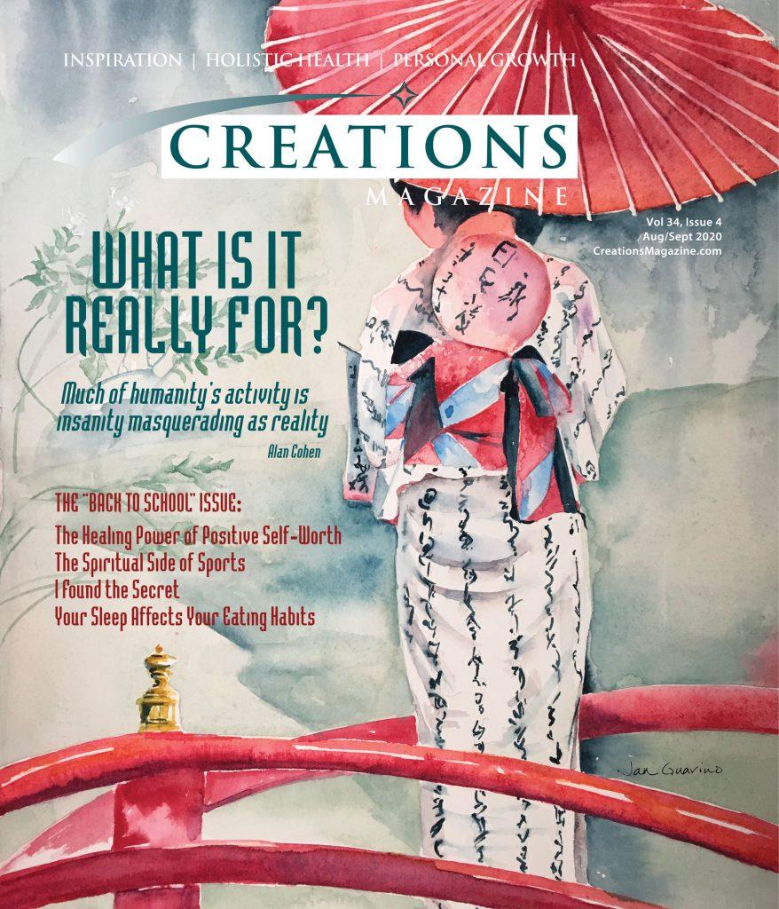 Creations Magazine Aug-Sep 2020