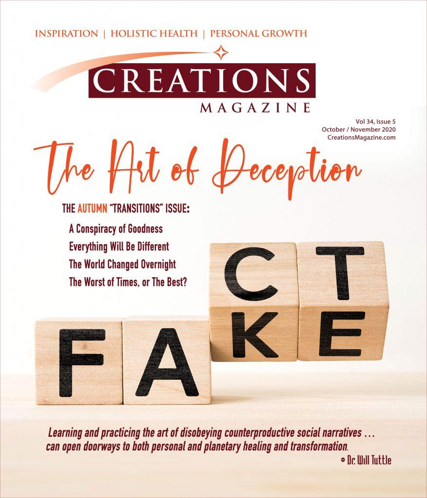 Creations Magazine October/November 2020