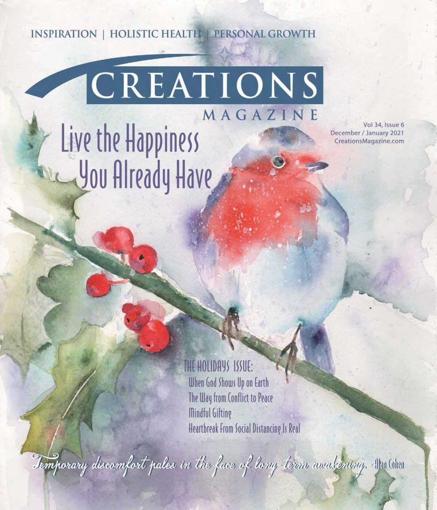 Creations Magazine December/January 2021