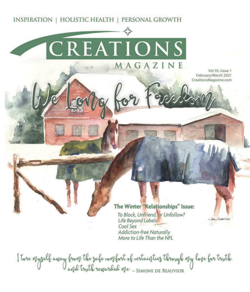 Creations Magazine February/March 2021