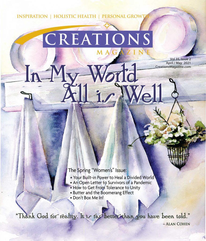 Creations Magazine April/May 2021